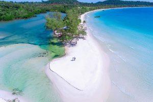 Island Hopping Southeast Asia Destinations Anti-Mainstream Koh Rong Island Cambodia
