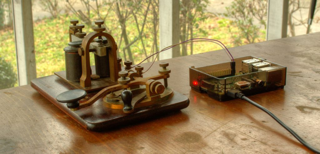 learn your name in morse code telegraph system machine vintage
