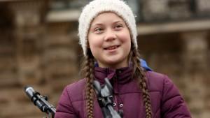 greta thunberg nomination nobel youth