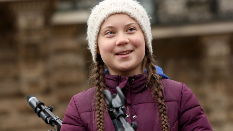 greta thunberg nomination nobel youth